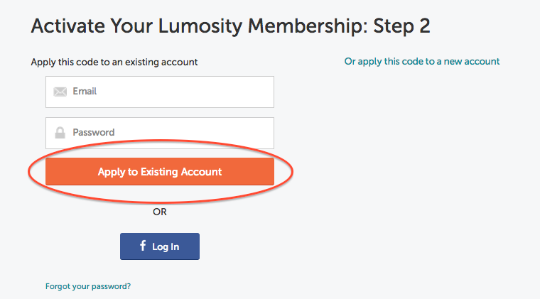 2. Copy Lumosity promo code. Please double check the restriction of the promo code, if it has. 3. Paste Lumosity promo code to the right place when checkout. Please make sure the product you choose meets the requirements. 4. See a deducted price & pay.